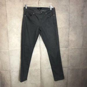 Gray XXI skinny pants 5 pocket size 28